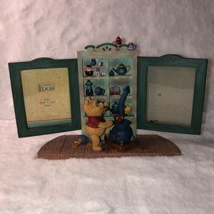 Hard to find - Winnie the Pooh Double Photo Frame